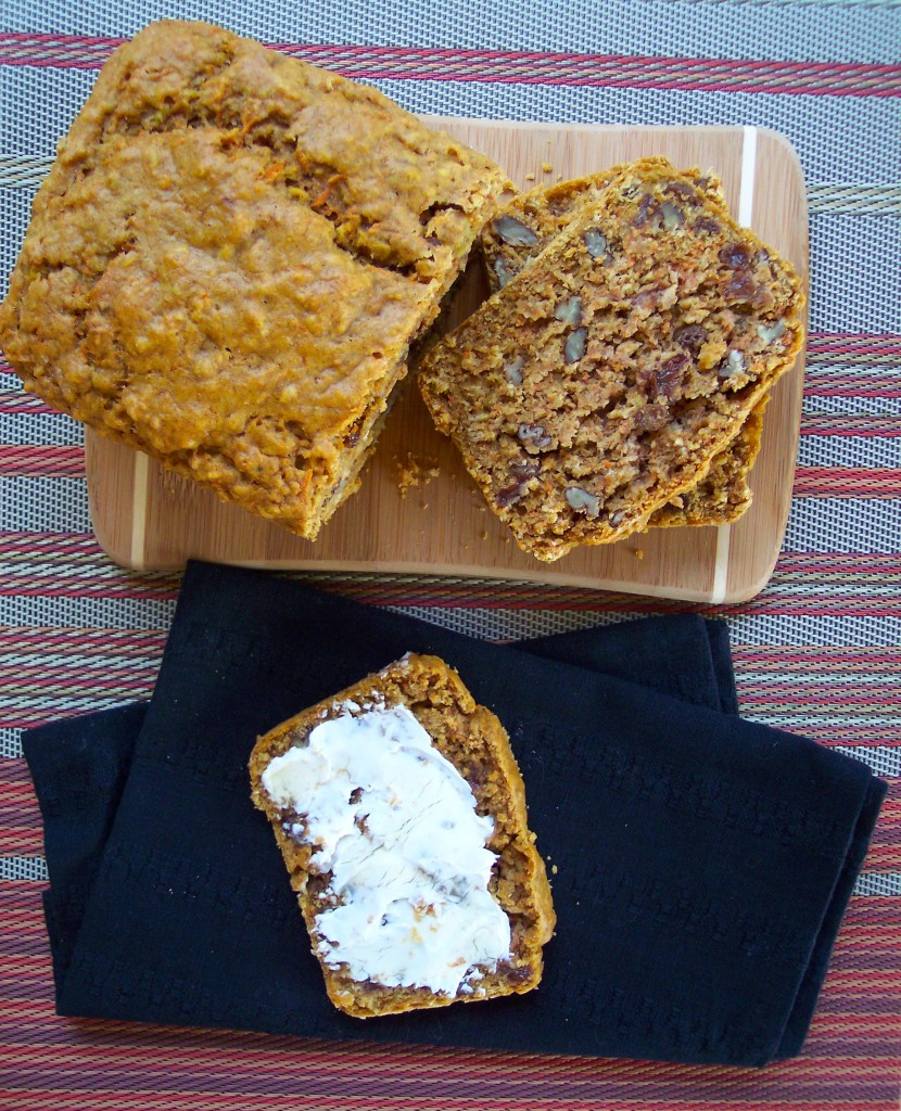 Carrot Cake Bread